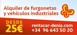 Rent a Car Denia